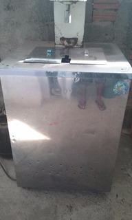 Maquina De Fabricar Sorvete E Picolé Toda Inoxidavel Barata