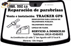 Reparacion De Parabrisas . Gps Tracker Venta E Instalacion