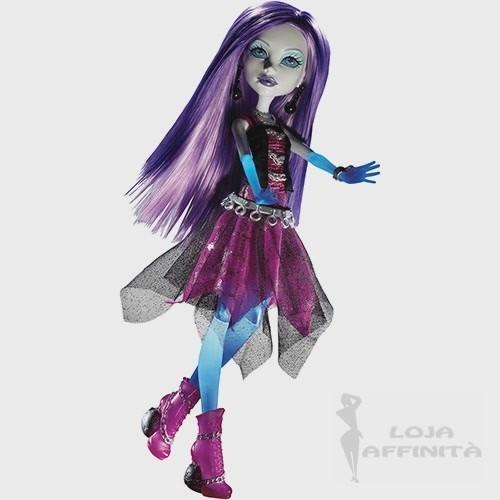 Boneca Monster High Spectra Luzes Apavorantes (com Som)