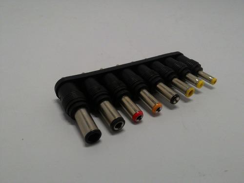 Conectores Universal Para Fonte Notebook