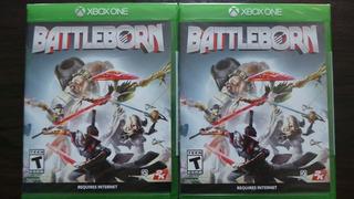 Battleborn Xbox One Nuevo Sellado
