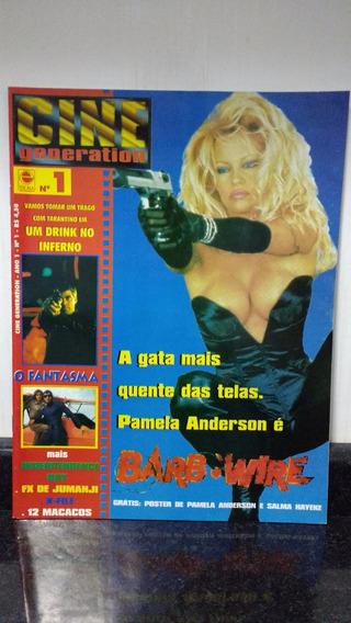 Revista Cine Generation 01 - Pamela Anderson - Escala Rjhm