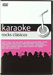 Karaokes Rocks Clasicos Dvd L