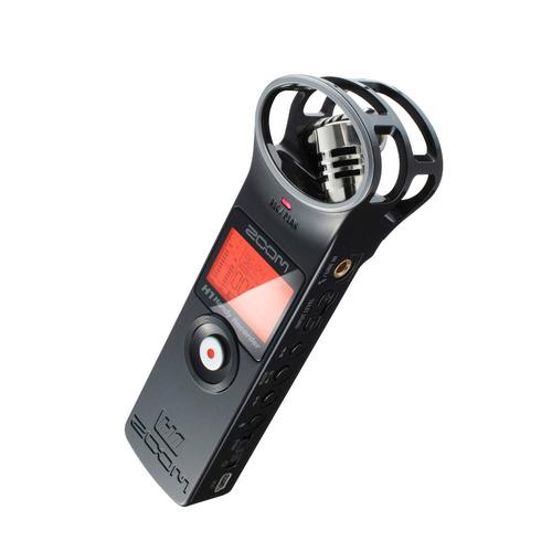 Grabador Digital Zoom H1 Handy Black
