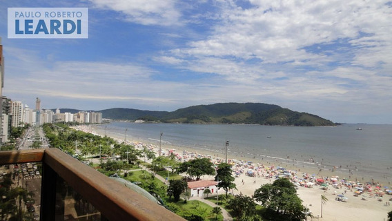 Apartamento Aparecida - Santos - Ref: 484226