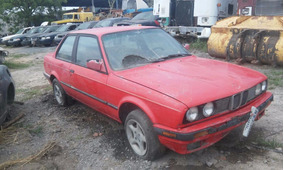 Precasa Yonke Flamante Bmw 318 Is 1990 Para Partes Desarmar
