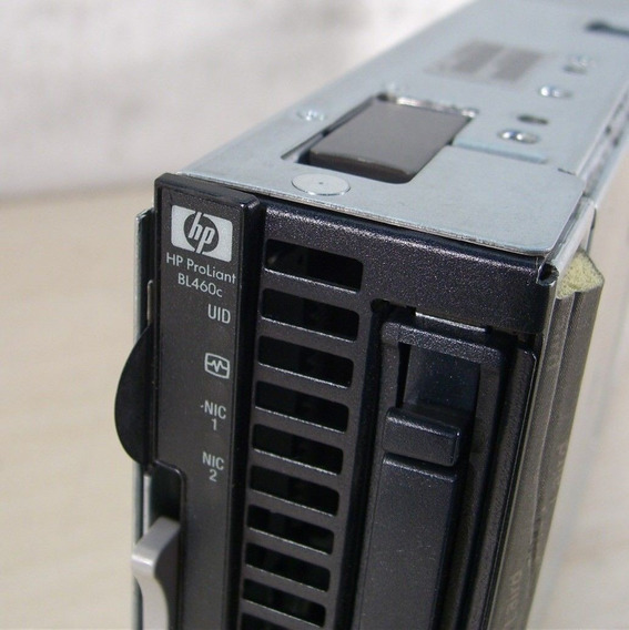 Hp Blade Bl460c G1 2x E5440 Quad Core Pid 459484-201