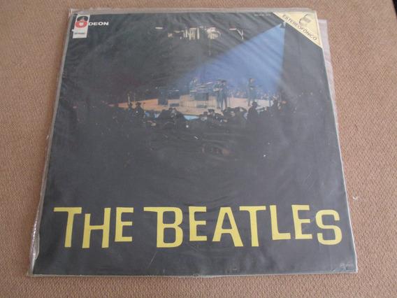 The Beatles - Lp, Edição 1965 (nacional) - Estereofonico