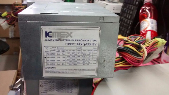 Fonte 24 Pino Sata K-mex Modelo:px-350rnf