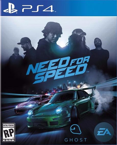 Need For Speed 1ª Digital Psn