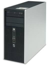 Cpu Desktop Hp Compac Amd Atlhon X2 Core, 1gb Ram Hd 80gb
