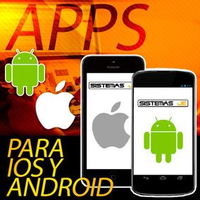 Aplicaciones Moviles Apps Ios Android Iphone Ipad