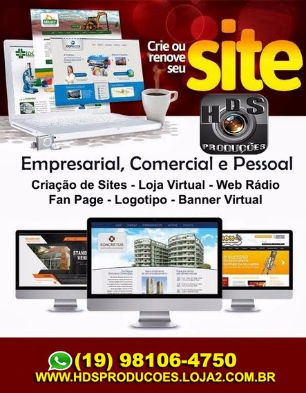 Site Profissional Responsivo