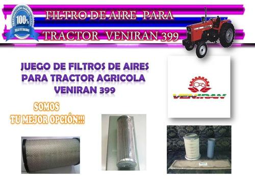 Filtro De Aire Para Veniran 399
