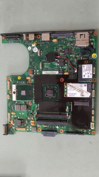 Placa Mãe E Processador Intel Core 2 Duo Infoway Note N8630