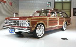 Chrysler Lebaron 1/24 Motormax American Classic. Nuevo