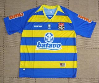 Camisa Original Flamengo 2010 Tabajara Ronaldinho Gaúcho