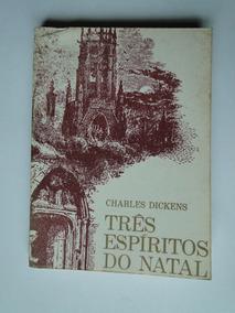 Livro Três Espíritos Do Natal - Charles Dickens 8d