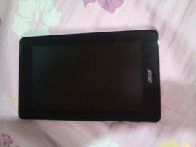 Tablet Acer 8gb De Memoria Camera Frontal