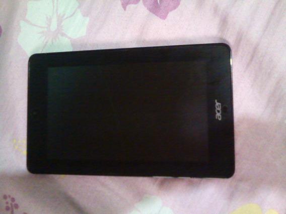 Tablet Acer 8gb De Memoria Camera Frontal