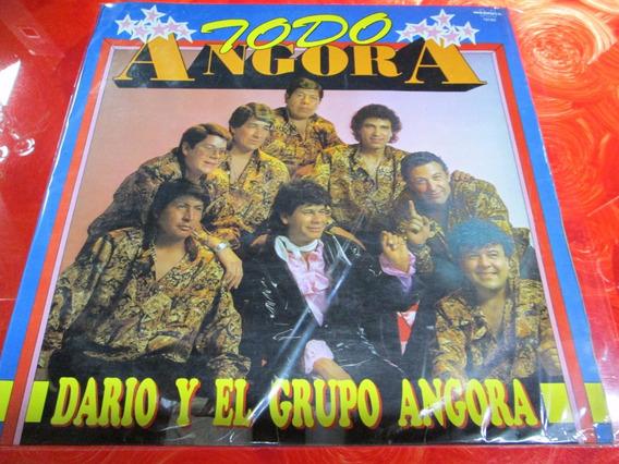 Dario Y El Grupo Angora - Disco Vinilo - Excelente