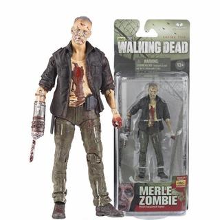 Merle Zombie - The Walking Dead - Mcfarlane Toys - Cod.14535