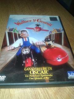 Dvd Las Increibles Aventuras De Wallace Y Gromit