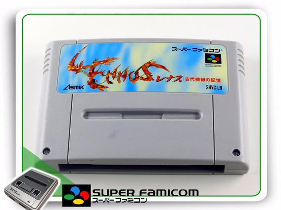 Lennus Rpg Original Super Famicom Sfc