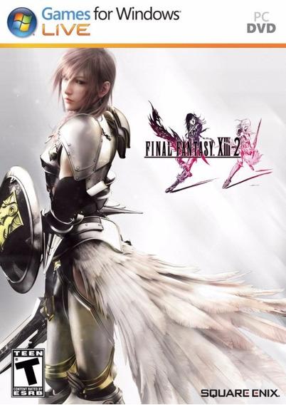 Final Fantasy Xiii-2 ( Midia Digital ) Pc