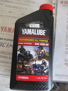 Aceite Para Moto Yamalube 4t 20w-50