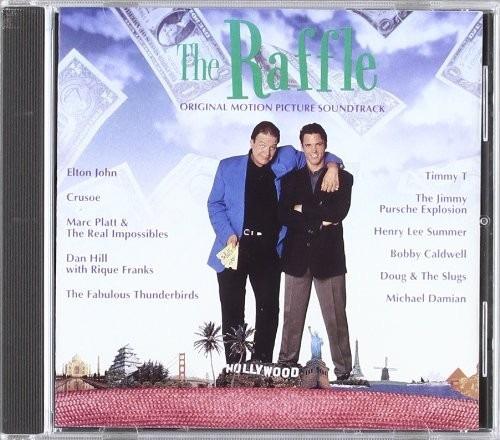 Cd Raffle Soundtrack - Usa Elton John