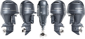 Motor Yamaha F150 Hp 4t - Full - Nautica Ramirez