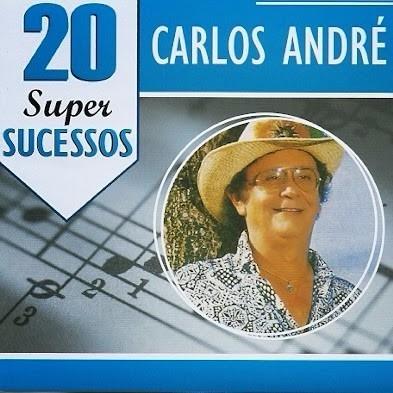 Cd Carlos Andre - 20 Super Sucessos - Orig. Lacr. Popular