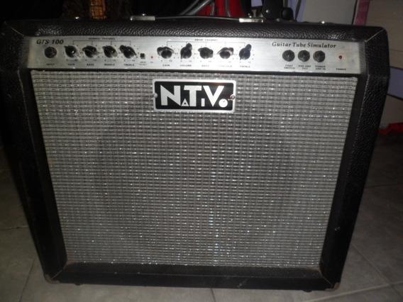 Amplificado Nativo 100 W