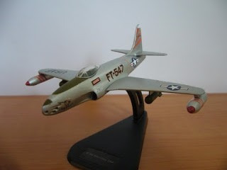 Avion Aviacion  P-80  Italieri Diecast