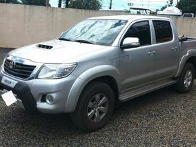 Toyota Hilux Srv 3.2 2012 Sucata Para Retirada De Peças.