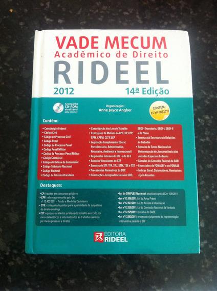 Vade Mecum Rideel 2012 14ª Edição