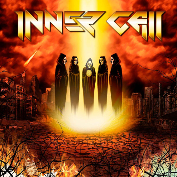 Cd Inner Call - Banda Inner Call