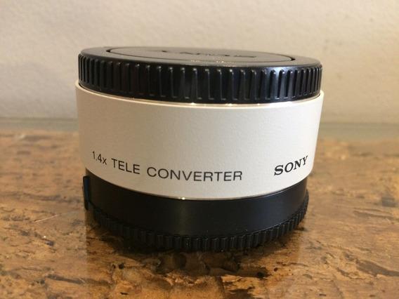 Teleconverter Sony Sal14tc Teleconversor 1.4 Alpha 1,4