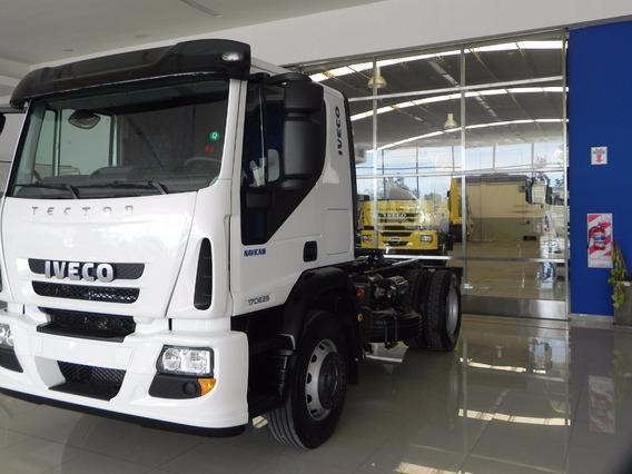 Camion Iveco Tector 170e28 Financia Hasta El 70% De La Uni