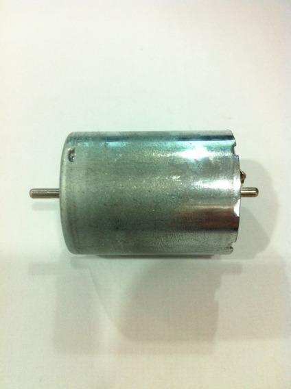 Kit C/10pçs Motor 12v Dc 5000rpm 3cm Comp. 2,4 Cm Diametro