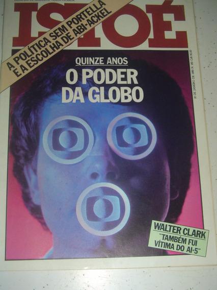 Revista Istoé 160 Globo Sonia Indios Rondonia Asdrubal 1980