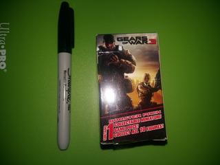 Heroclix Gears Of War 3 Mini Box Con 1 Figura Al Azar