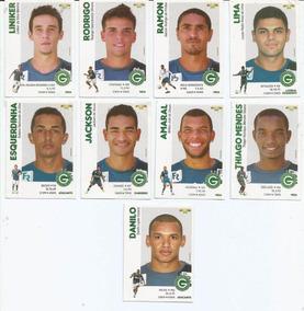 Figurinhas Campeonato Brasileiro 2014 - Complete Álbum.