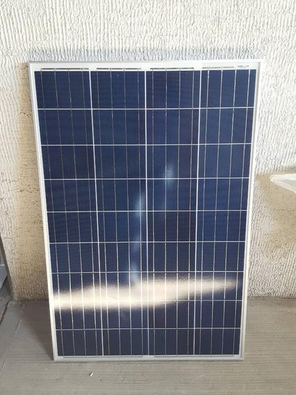 Modulo Panel Solar 100 Watts Policristalino. Flete Incluido.