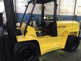 Empilhadeira Hyster 7 Tons