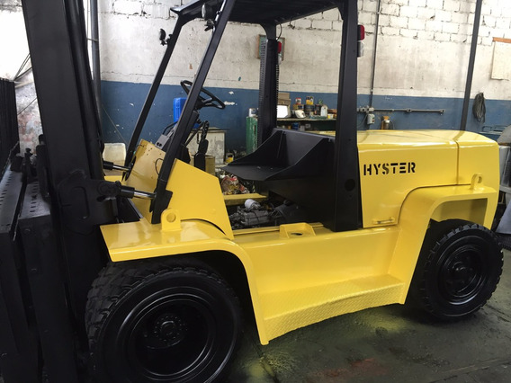 Empilhadeira Hyster 7 Tons 1998