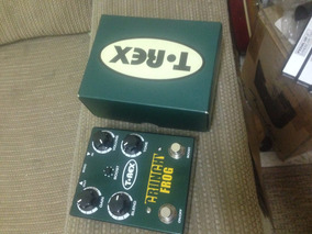Pedal T-rex - Crunchy Frog Overdrive E Boost - Troco