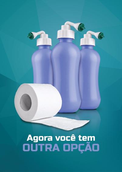 Banho De Assento-ducha Higiênica Portátil-tratar Hemorroidas