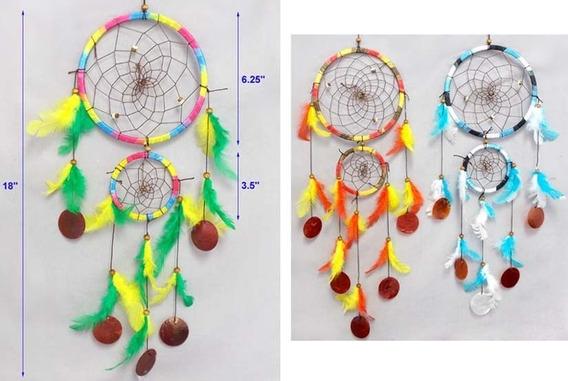 Robmar-usa-adornos Atrapasueños Indios + 2 Regalos